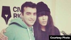 Rəsul Cəfərov və musiqiçi Loreen