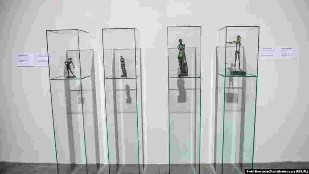 Скульптури Сальвадора Далі