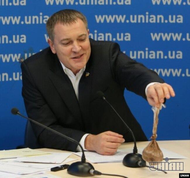 Нардеп от «Партии Регионов» Вадим Колесниченко, 2013 год