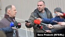 Zdravko Begović u izjavi novinarima: Ide žalba Višem sudu