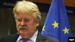 Голова комітету з питань закордонних справ Європейського парламенту Ельмар Брок (архівне фото)