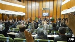 جلسة لبرلمان كردستان