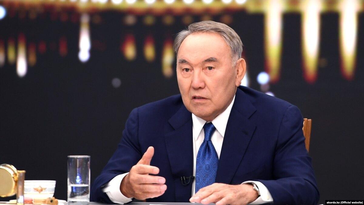 Полная версия интервью Нурсултана Назарбаева отечественным СМИ (ВИДЕО)