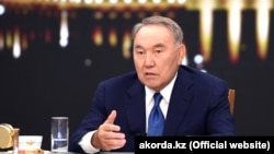 Kazakh President Nursultan Nazarbaev has been in power since the nearly three decades. (photo0