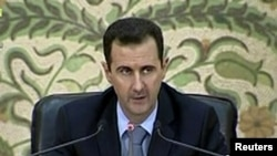 بشار اسد، رییس جمهور سوریه