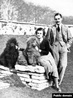 Маргарет Вигам и граф Уорвик, 1932