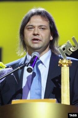 """За работу главным редактором РАПСИ Олег Ефросинин был несколько раз удостоен """"Премии Рунета"""""""