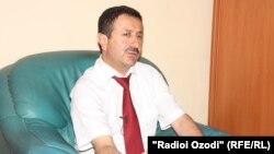 Исомуддин Шарифов