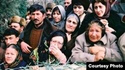 Черный январь. 1990. Баку
