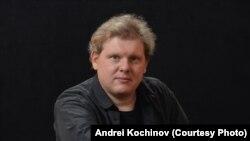 Актер Центрального академического театра Российской Армии Андрей Кочинов. 20 октября 2017 года.