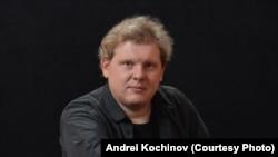 Ресей армиясы орталық академиялық театрының актері Андрей Кочинов. 20 қазан 2017 жыл
