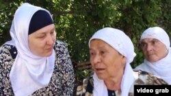 Казанның Апанай мәчетендә мәхәллә бәйрәмендә катнашучылар