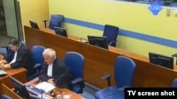 Процесс по делу Ратко Младича в Гааге, 13 июля 2012