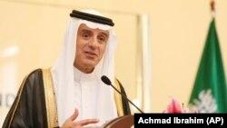 ارشیف، د سعودي عربستان د بهرنیو چارو وزیر عادل الجُبیر