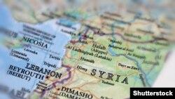 ولایت ادلیب سوریه با ترکیه هم سرحد است.