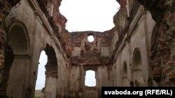 Помнік-храм у Наваспаску