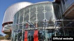 Clădirea care adăpostește CEDO la Strasbourg