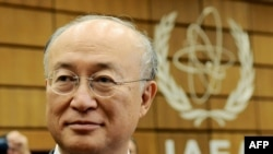 The report is the first since Yukiya Amano became director-general of the IAEA.