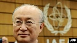 یوکیا آمانو؛ مدیرکل جدید آژانس بینالمللی انرژی اتمی