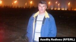 Azerbaijan - Meydan Babayev, Chairman of Musavat Party in Nakhchivan Autonomous Republic