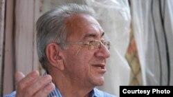Ադրբեջանցի քաղաքագետ Վաֆա Գուլուզադե, արխիվ