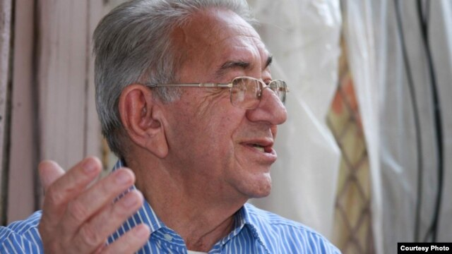 Vəfa Quluzadə (Foto: Samirə Nəcəf)