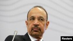 خالد الفالح وزیر نفت عربستان
