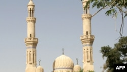 A Wahhabist mosque in Baghdad