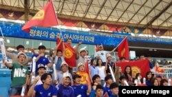 Кыргызстанцы в Корее