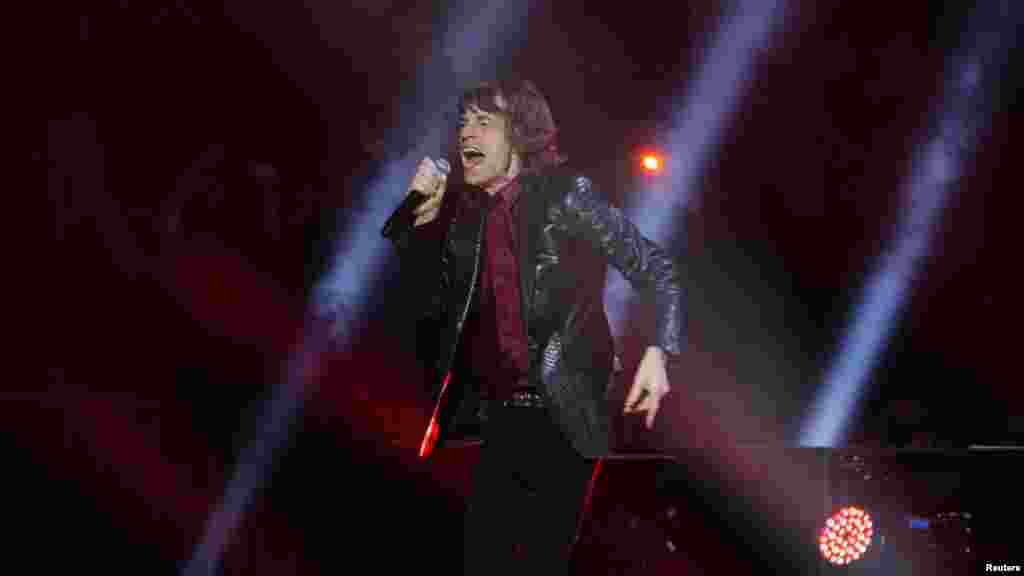 Mick Jagger dhe Rolling Stones