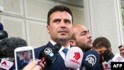 Zoran Zaev, mandatar za sastav nove vlade Makedonije