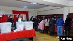 ՏԻՄ ընտրություններ, Բաքու, Ադրբեջան, 23-ը դեկտեմբերի, 2019թ.