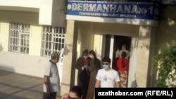 Аптека, Ашхабад
