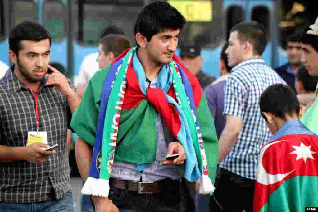 Qarabağ 3 – 0 Banqa #1