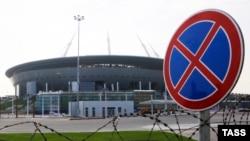 Санкт-Петербургда қурилаётган Зенит-Арена стадиони