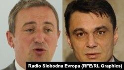Branislav Borenović i Sadik Ahmetović
