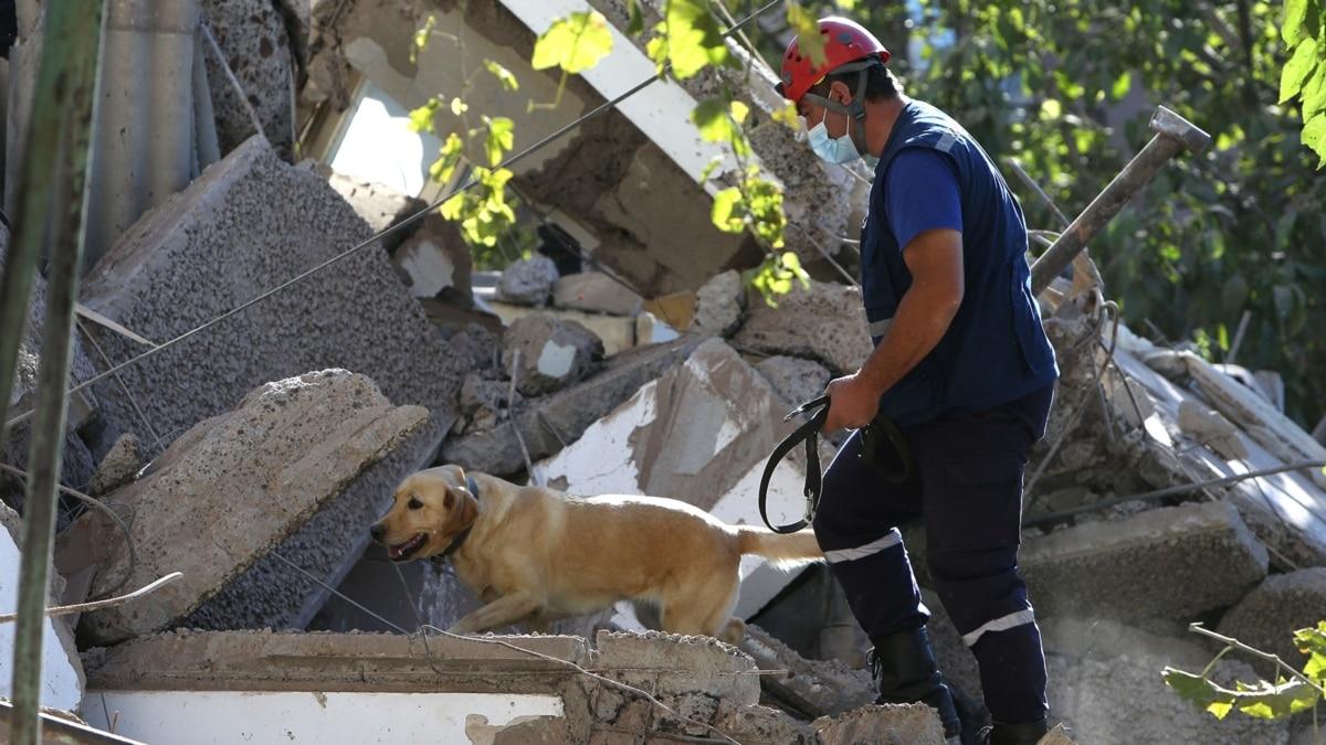 Yerevan Apartment Block Hit By Deadly Blast