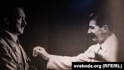 Adolf Hitler i Josif Staljin