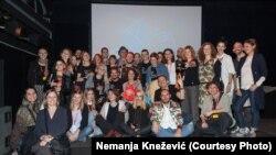 Grupa umetnika iz Srbije koja je osvojila nagradu na Praškom kvadrijenalu