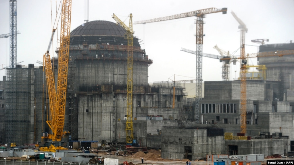 Planned Belarusian Nuclear Plant Passes Stress Test Neighboring