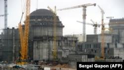 Будоўля Беларускай АЭС, 12 кастрычніка 2017 году, АЭС, БелАЭС, Астравец