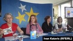Promoviranje kampanje za podizanje svijesti o europskim integracijama, Sarajevo, travanj 2012.