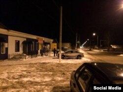 Сөләйман Зариповның Toyota Corolla машинасы Буада табылган