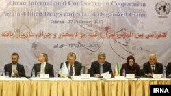 وزیر کشور از افزایش ۴۳ درصدی مواد مخدر افغانستان و کشفیات ۹ درصدی در ایران خبر داد.