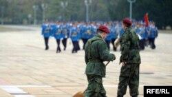 Россия президенти басчу килем акыркы ирет кылдат шыпырылууда. Белград.