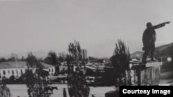 Душанбеи солҳои 70