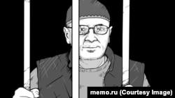 """Оюб Титиев, глава чеченского подразделения Правозащитного центра """"Мемориал"""""""