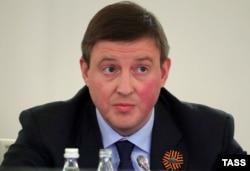Бывший губернатор Псковской области Андрей Турчак
