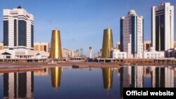 Астана қаласы. Көрнекі сурет.
