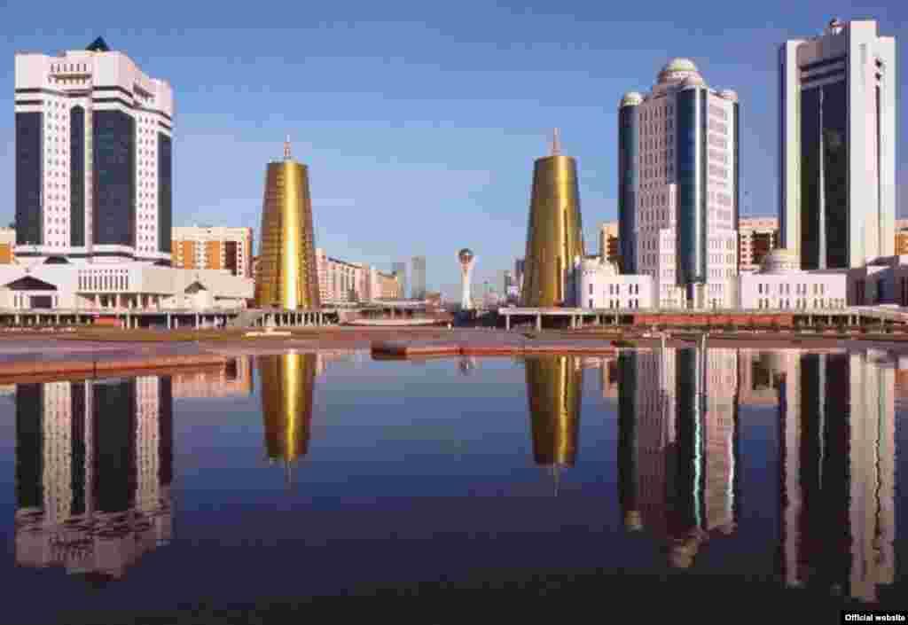 Qazaxıstan, Astana.